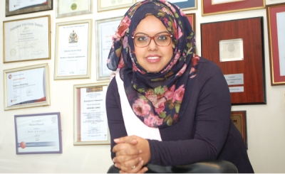 Farhana Hassanali Hashmani Breaking The Glass Ceiling In Real Estate